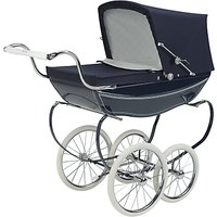 Silver Cross Oberon Navy Dolls Pram