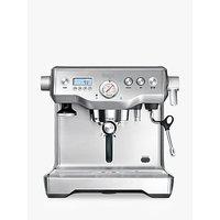 Sage by Heston Blumenthal the Dual Boiler Espresso Coffee Machine