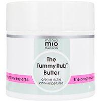 Mama Mio Tummy Rub Butter, 120ml
