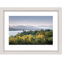 Mike Shepherd - Windermere View Framed Print, 67 x 87cm