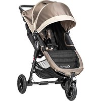Baby Jogger City Mini GT Pushchair, Sand/Stone