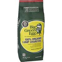 Big Green Egg Organic Lump Charcoal, 4.5kg