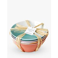 Royal Doulton 1815 Noodle/Rice Bowl, Multi, Set Of 4