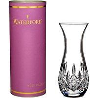 Waterford Lismore Sugar Bud Vase, Clear