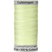 Gutermann Natural Cotton C Ne 50 Thread, 100m