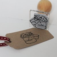StompStamps Personalised Jam Homemade By Stamp