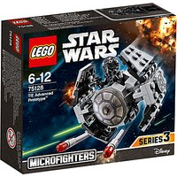 LEGO Star Wars 75128 TIE Advanced Prototype Microfighter