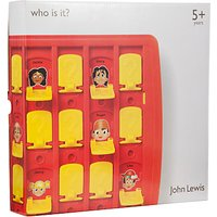 John Lewis Who Is It? Game