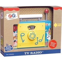 Fisher-Price TV Radio