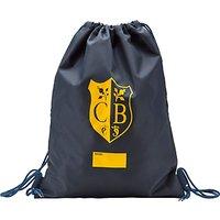 Colston Bassett Preparatory School PE Bag, Navy