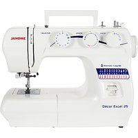 Janome Decor Excel 25 Sewing Machine