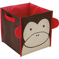 Skip Hop Zoo Storage Bin, Monkey