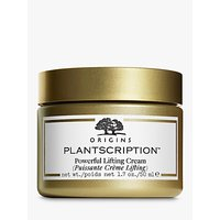 Origins NEW Plantscription Powerful Lifting Cream, 50ml
