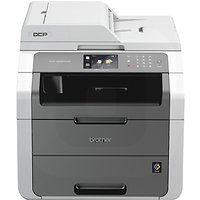 Brother DCP-9020CDW All-in-One Wireless Laser Printer