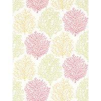 Sanderson Coral Reef Wallpaper