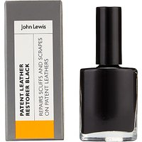 John Lewis Patent Restorer, 10ml, Black