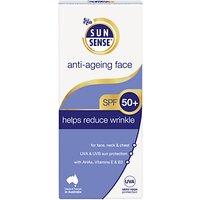 Sunsense Daily Anti-Ageing Face SPF 50+ Sunscreen, 100ml
