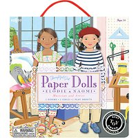 Eeboo Paper Dolls Set