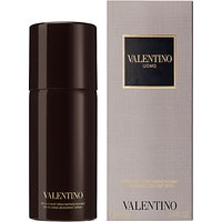 Valentino Uomo Deodorant Spray, 150ml