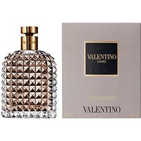 Valentino Uomo Aftershave Lotion, 100ml