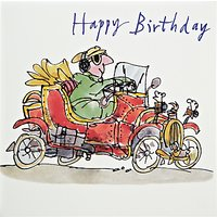 Woodmansterne Musgrove Wind Birthday Card