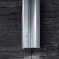 Elica Stone Chimney Cooker Hood, Stainless Steel