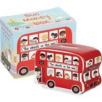 Churchill Wheels On The Bus Money Box