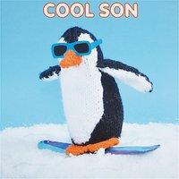Mint Cool Son Birthday Card