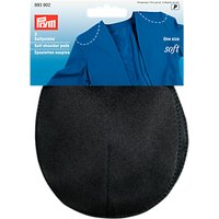 Prym Shoulder Pads, Pack of 2, Black