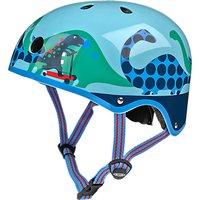Micro Scootersaurus Safety Helmet, Small
