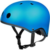 Micro Scooter Safety Helmet, Metallic Dark Blue, Medium