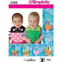 Simplicity Craft Sewing Pattern, 2468