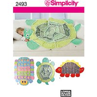 Simplicity Craft Sewing Pattern, 2493
