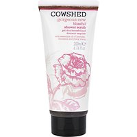 Cowshed Gorgeous Cow Blissful Shower Scrub, 200ml
