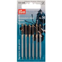 Prym Tapestry Needles, Size 14, Pack of 6