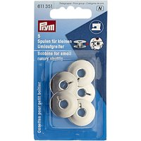 Prym Metal Rotary Bobbins, Pack of 5