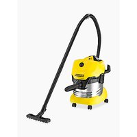 Krcher WD4 Premium Wet and Dry Vacuum Cleaner