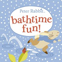 Beatrix Potter Peter Rabbit Bath Book