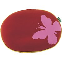 Outwell Butterfly Girl Pillow, Red