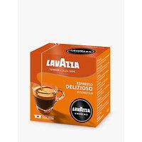Lavazza Delizioso A Modo Mio Espresso Capsules, Pack of 16
