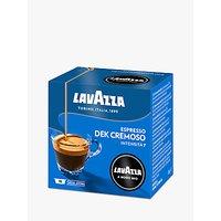 Lavazza Dek Cremoso A Modo Mio Espresso Capsules, Pack of 16