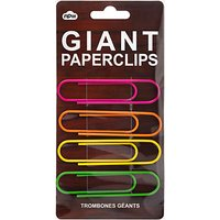 Giant Paperclips, Set of 4