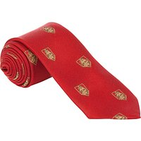 The Prebendal School Choristers Tie, L45, Red