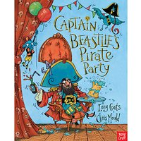 Captain Beastlie's Pirate Party Book