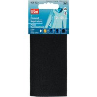 Prym Twill Repair Sheet, 40 x 10 cm, Black