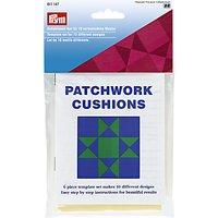 Prym Patchwork Cushions Template