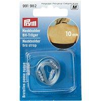 Prym Neckholder Bra Straps, 10mm, Clear
