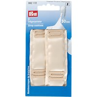 Prym Bra Strap Cushions, Pack of 2, Nude