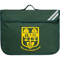 Our Ladys Bishop Eton Primary School Book Bag, Green