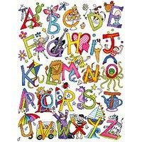 Bothy Threads Alphabet Fun Cross Stitch Kit